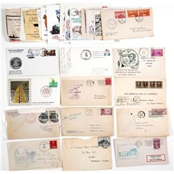 Philatelic Flight Covers Group