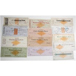 Revenue Stamped Check Group