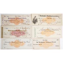 Collection of RN C Checks