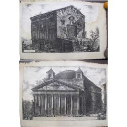 Etchings of Ancient Rome (2)