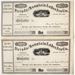 Nevada and Mountain Lakes Ice Stocks (2)