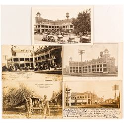 Five Nampa, Idaho Postcards