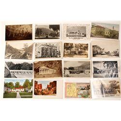 Southern Utah Postcard Collection
