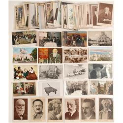 Jewish and Israeli Related Postcard Collection