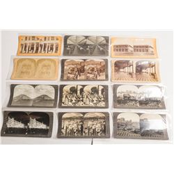Mexico Stereoview Collection