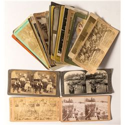 Miscellaneous U.S. Stereoview Collection