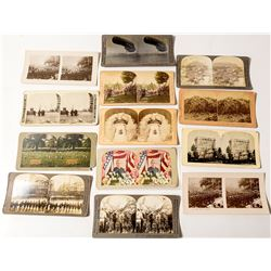 Miscellaneous US Military Stereoviews