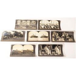 World War I Stereoviews
