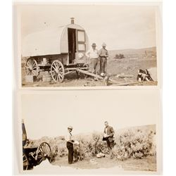 Chuckwagon Photographs