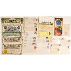 General Ephemera including Postal