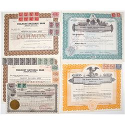 Stocks With Revenue Stamps (5)