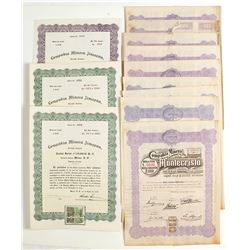 Mexican Mining Bonds, 2 Different (14)