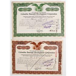 Columbia Emerald Development Stocks (2)