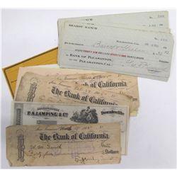 California Check Collection