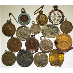 Fobs and Medals