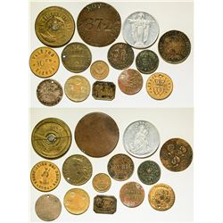 Foreign Tokens