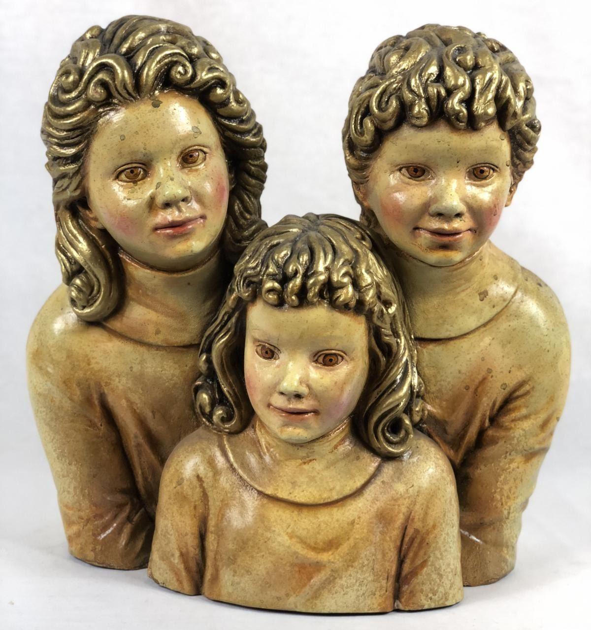 The Haunting 1999 Cherub Busts