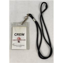 """Texas Chainsaw 3D (2013)"" Robert Kurtzman Signed Crew Pass"