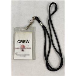 Texas Chainsaw 3D (2013)  Robert Kurtzman Signed Crew Pass