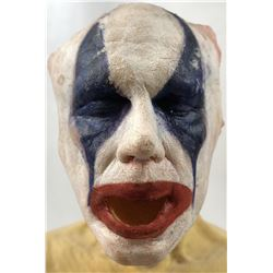 The Funhouse Massacre (2015 Starring Robert Englund) - Silicone Skin Clown Mask