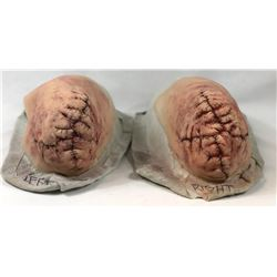 Tusk (2014) - Justin Long Screen Used Walrus Knee Appliances