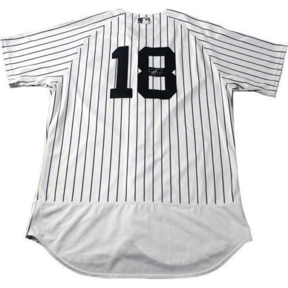 sports shoes 6df2f d760e Didi Gregorius Signed Yankees Jersey (Steiner)
