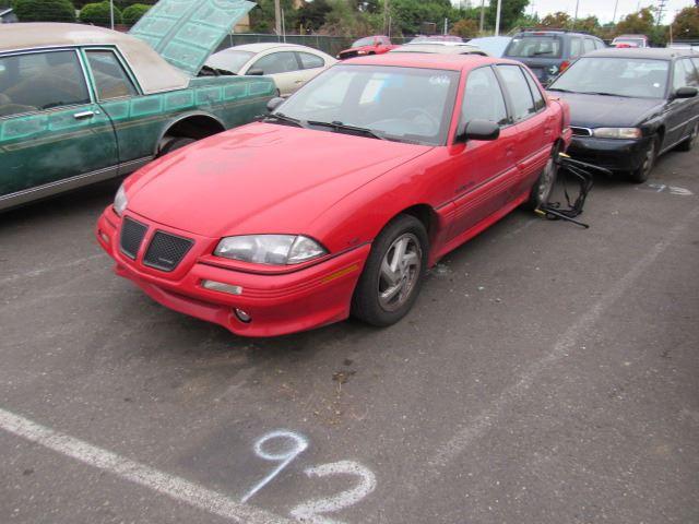 Image 1 1995 Pontiac Grand Am
