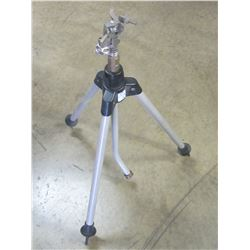 """Lawn Sprinkler fully adjustable  / 26 """"tall to 40"""" tall / adjust up to 360 deg"""