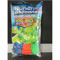 New X-Shot  Bunch O Balloons / fill 100 water balloons in 60 seconds