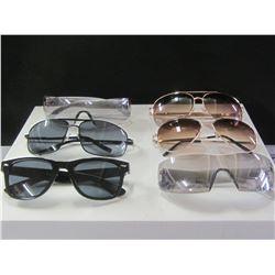 Lot of 6 New Sunglasses