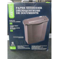 New Casemate Paper Shredder