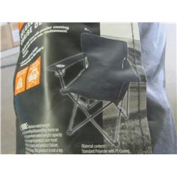 Ozark Trail Deluxe arm chair / great for camping