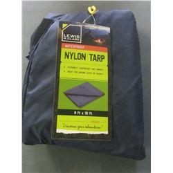 Lewis N Clark Waterproof Nylon Hikers Tarp / extremely lightweight/compact