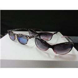 3 New Pairs of Women's Sunglasses