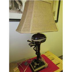 Boat Motor Lamp with new LED Cobb lightbulb