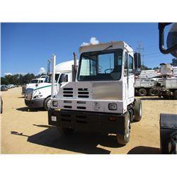 2002 OTTOWA PJ5000 SPOTTER TRUCK, VIN/SN:4LMBB21152L012621 - S/A, 5.9L CUMMINS ENGINE, A/T, HYD 5TH