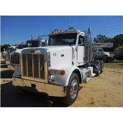 2007 PETERBILT 378 TRUCK TRACTOR, VIN/SN:1XPFDU9X67N734594 - T/A, 475 HP CAT C15 ENGINE, 10 SPEED TR