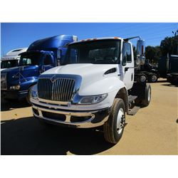 2012 INTERNATIONAL 4400 TRUCK TRACTOR, VIN/SN:1HSMYANN4CJ596504 - S/A, MAX FORCE DIESEL ENGINE, A/T,