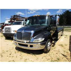 2008 INTERNATIONAL 4300 SBA ROLL BACK, VIN/SN:1HTMMAAL28H564124 - CREW CAB, GWV 25,500 LB, IHC DIESE