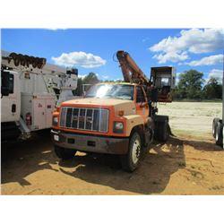 1994 GMC C6500 BOOM TRUCK, VIN/SN:1GDM7H1J6RJ513369 - S/A, DIESEL ENGINE, A/T, RANGER KNUCKLEBOOM LO