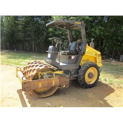 "2006 BOMAG BW124 PDH-3 ROLLER, VIN/SN:901581281114 - VIBRATORY, 48"" PADFOOT DRUM, CANOPY, METER READ"