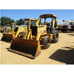 JOHN DEERE 310E LOADER BACKHOE, VIN/SN:851904 - BUCKET, REAR AUX HYD, CANOPY, METER READING 5065 HOU