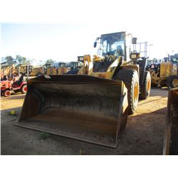 2014 KOMATSU WA470-7 WHEEL LOADER, VIN/SN:A47046 - BUCKET, REAR CAMERA, CAB, A/C, 26.5R25 TIRES, MET