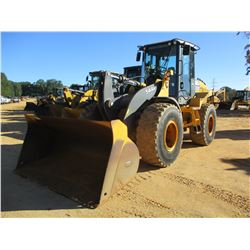 2009 JOHN DEERE 544K WHEEL LOADER, VIN/SN:624846 - BUCKET, RIDE CONTROL, CAB, A/C, 20.5R25 TIRES, ME