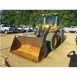 2015 VOLVO L70G WHEEL LOADER, VIN/SN:614551 - COUPLER, BUCKET, CAB, A/C, REAR CAMERA, 20.5R25 TIRES,