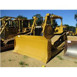 CAT D6R XL CRAWLER TRACTOR, VIN/SN:4MN00459 - SEMI-U BLADE W/TILT,DIFF STEER, CANOPY, METER READING