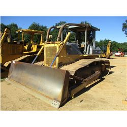 KOMATSU D65PX-12 CRAWLER TRACTOR, VIN/SN:62363 - STRAIGHT BLADE W/TILT, CANOPY, SWEEPS, REAR SCREED,
