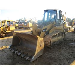 2014 CAT 963D CRAWLER LOADER, VIN/SN:LCS01907 - BUCKET, CAB, A/C, AUTO LUBE, METER READING 1,754 HOU