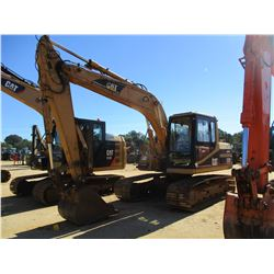 "1997 CAT 312B HYDRAULIC EXCAVATOR, VIN/SN:9HR01608 - 8' STICK, 36"" BUCKET, THUMB, CAB, A/C, METER RE"