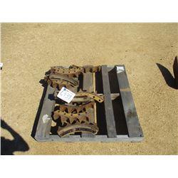 (10) SPROCKET SEGMENTS, FIT CAT 953 (B6)